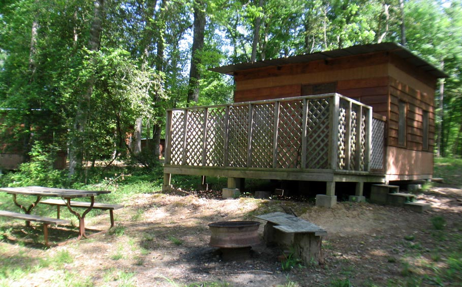 Camping rv park cabins tent and wilderness camping in for Atv parks in texas with cabins