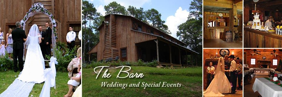 Weddings and Events at the Rustic Barn